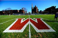 Wesleyan University Football vs. Trinity 11/13/2010