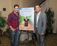 """Screening and Reception for Feature Film """"Courting Des Moines"""" at the Charlie Chaplin Theater, Raleigh Studios in Los Angeles on Thursday, June 30, 2016 (Photo by Inae Bloom/Guest of a Guest)"""