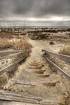Wild Dunes Beach Entry Charleston South Carolina Isle of Palms