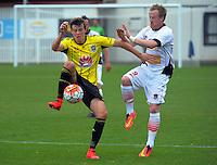 151115 ASB Premiership Football - Wellington Phoenix Premiers v Canterbury United