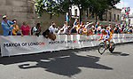 LONDON - UNITED KINDOM -- 07 JULY 2007 -- Tour de France in London. --  Stephane GOUBERT (FRA) AG2R PREVOYANCE (A2R). -- PHOTO: JUHA ROININEN / EUP-IMAGES
