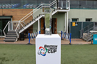 General view of the British and Irish Cup ahead of the British & Irish Cup Final match between Ealing Trailfinders and Leinster Rugby at Castle Bar, West Ealing, England  on 12 May 2018. Photo by David Horn / PRiME Media Images.