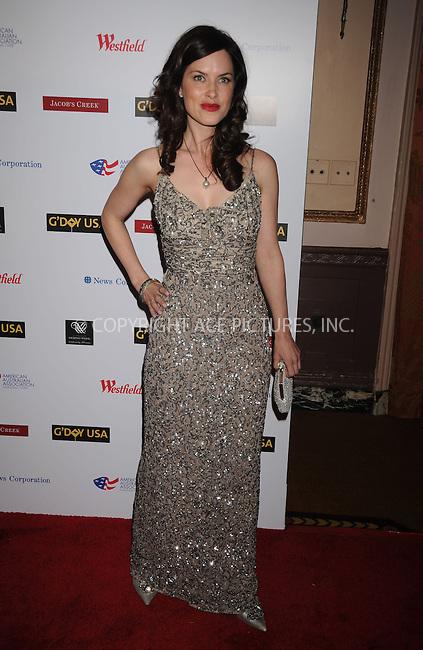 WWW.ACEPIXS.COM . . . . . ....January 26 2008, New York City....Actress Victoria Hill arriving at the G'Day Australia Week 2008 Black Tie Gala at the Waldorf Astoria....Please byline: KRISTIN CALLAHAN - ACEPIXS.COM.. . . . . . ..Ace Pictures, Inc:  ..(646) 769 0430..e-mail: info@acepixs.com..web: http://www.acepixs.com