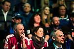 07.01.2018, Deutsches Fu&szlig;ballmuseum, Dortmund, GER, Auslosung DFB Pokal Viertelfinale, , <br /> <br /> im Bild | picture shows<br /> Olaf Thon (ehemals Schalke 04) zu Gast im Publikum, <br /> <br /> Foto &copy; nordphoto / Rauch