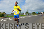 Ashton Mugabe pictured at the Rose of Tralee International 10k Race in Tralee on Sunday.