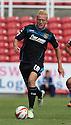 Jordan Burrow of Stevenage<br />  Swindon Town v Stevenage - Sky Bet League One- The County Ground, Swindon - 10th August 2013<br /> © Kevin Coleman 2013