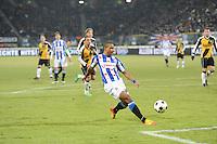 VOETBAL: SC HEERENVEEN: Abe Lenstra Stadion, 17-02-2012, SC-Heerenveen-NAC, Eredivisie, Eindstand 1-0, Luciano Narsingh, ©foto: Martin de Jong