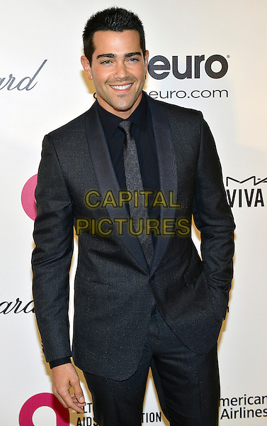 02 March 2014 - West Hollywood, California - Jesse Metcalfe. 22nd Annual Elton John Academy Awards Viewing Party held at West Hollywood Park.  <br /> CAP/ADM/CC<br /> &copy;ChewAdMedia/Capital Pictures