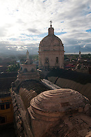 View from bell tower, Iglesia La Merced, Granada, Nicaragua