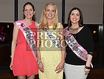 Siobhan Everard pictured on her Hen night with sisters Deirdre and Roisin in Brú. Photo:Colin Bell/pressphotos.ie