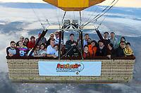 20150825 August 25 Hot Air Balloon Gold Coast