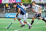 AMSTELVEEN  - Alexander Hendrickx (Pinoke) .  Hoofdklasse hockey dames ,competitie, heren, Amsterdam-Pinoke (3-2)  . COPYRIGHT KOEN SUYK