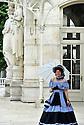 07/05/11 - VICHY - ALLIER - FRANCE - Reconstitution historique des fetes Napoleon III au Casino de Vichy - Photo Jerome CHABANNE
