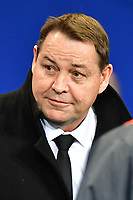 New Zealand coach Steve Hansen during the test match between France and New Zealand at Stade de France on November 11, 2017 in Paris, France. (Photo by Dave Winter/Icon Sport)