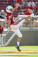 14 October 2006: Jay Ottovegio during Stanford's 20-7 loss to Arizona during Homecoming at Stanford Stadium in Stanford, CA.