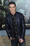 Colton Hayes at the Premiere of Jack The Giant Slayer, held at TCL Chinese Theater in Los Angeles, CA. February 26, 2013