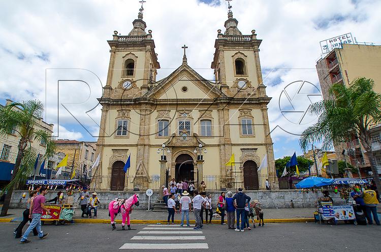 Matriz Basílica de Nossa Senhora Aparecida de 1888, Aparecida - SP, 10/2016.