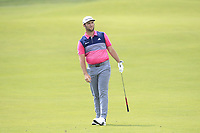 Jon Rahm (ESP) on the 10th fairway during Round 3 of the HNA Open De France at Le Golf National in Saint-Quentin-En-Yvelines, Paris, France on Saturday 30th June 2018.<br /> Picture:  Thos Caffrey | Golffile