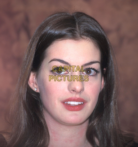ANNE HATHAWAY.www.capitalpictures.com.sales@capitalpictures.com.© Capital Pictures
