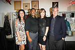 WEST HOLLYWOOD - SEP 21: Kathleen Cahill, Emmanuel Freeman, Linda Gray, Stuart Berkovitz at a screening of 'Wally's Will' with Linda Gray to benefit The Actors Fund at a Julien's Auctions on September 21, 2016 in West Hollywood, California