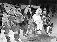 Abbott and Costello in LOST IN ALASKA