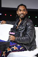 HOLLYWOOD, FL - NOVEMBER 13: Miguel attends Jamz Live at radio station 99 Jamz on November 13, 2017 in Hollywood, Florida. Credit: mpi04/MediaPunch