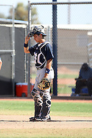 Steven Baron - Seattle Mariners - 2010 Instructional League.Photo by:  Bill Mitchell/Four Seam Images..