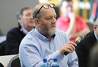 04/02/2018; GAA Handball Annual Congress 2018; Croke Park, Dublin;<br /> Frank Daly<br /> Photo Credit: actionshots.ie/Tommy Grealy