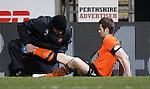 Brian McLean leg injury