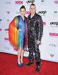 China Chow and Jeremy Scott at Logo's New Now Next Awards held at Avalon in Hollywood, California on April 05,2012                                                                               © 2012 Hollywood Press Agency