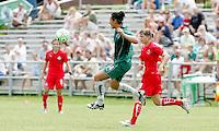 Melissa Tancredi..Saint Louis Athletica were defeated 1-0 by Washington Freedom at Anheuser-Busch, Soccer Park, Fenton, Missouri.