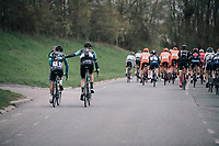 'with a little help from my friends'<br /> <br /> 58th De Brabantse Pijl 2018 (1.HC)<br /> 1 Day Race: Leuven - Overijse (BEL/202km)