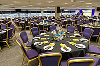 Pictured: General view of the Gower Suite. Thursday 15 March 2018<br /> Re: Swansea City AFC Community Trust Celebration Event at the Liberty Stadium, Swansea, Wales, UK.