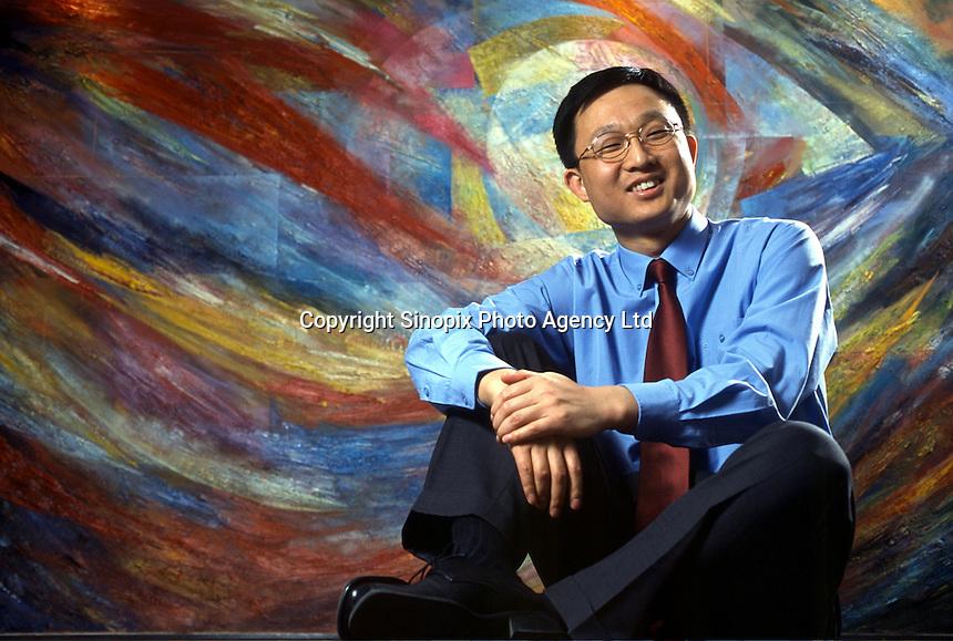 Li Qing, lawyer, Beijing, China.<br /> <br /> By Ricky Wong / Sinopix