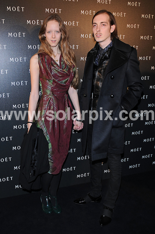 **ALL ROUND PICTURES FROM SOLARPIX.COM**.**WORLDWIDE SYNDICATION RIGHTS**.Moet and Chandon: A Tribute to Cinema party at Big Sky Studios, London, UK. 24 March 2009..This pic: Morwenna Lytton Cobold..JOB REF: 8711 SSD     DATE: 24_03_2009.**MUST CREDIT SOLARPIX.COM OR DOUBLE FEE WILL BE CHARGED**.**ONLINE USAGE FEE GBP 50.00 PER PICTURE - NOTIFICATION OF USAGE TO PHOTO @ SOLARPIX.COM**.**CALL SOLARPIX : +34 952 811 768 or LOW RATE FROM UK 0844 617 7637**