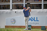 Lee Westwood (GBR) watches his tee shot on 16 during day 2 of the WGC Dell Match Play, at the Austin Country Club, Austin, Texas, USA. 3/28/2019.<br /> Picture: Golffile | Ken Murray<br /> <br /> <br /> All photo usage must carry mandatory copyright credit (© Golffile | Ken Murray)