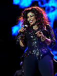 Chaka Khan (real name Yvette Marie Stevens) performs at the 2012 Essence Music Festival on July 8, 2012 in New Orleans, Louisiana at the Louisiana Superdome.