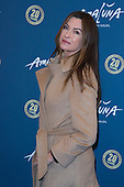 London, UK. 19 January 2016. Suzi Perry. Celebrities arrive on the red carpet for the London premiere of Amaluna, the latest show of Cirque du Soleil, at the Royal Albert Hall.