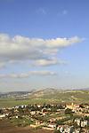Israel, Upper Galilee, Metula by the Lebanese border