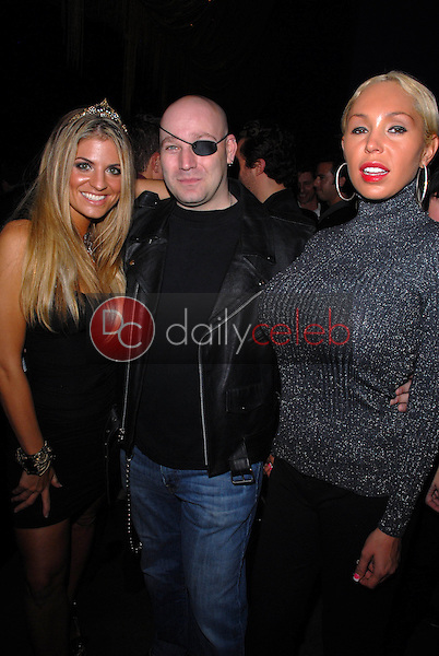 Bridgetta Tomarchio, Eliot Sirota and Mary Carey<br /> at Bridgetta Tomarchio's Birthday Bash and Babes in Toyland 3rd Annual Charity Event, Bar 210, Beverly Hills, CA. 12-03-10<br /> David Edwards/DailyCeleb.com 818-249-4998