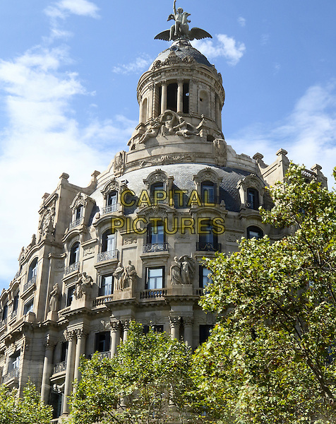 Gaudi architechture in Barcelona, Spain, on Wednesday September 16th 2015<br /> CAP/ROS<br /> &copy;ROS/Capital Pictures
