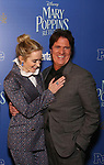 Emily Blunt and Rob Marshall attends a screening of 'Mary Poppins Returns' hosted by The Cinema Society at SVA Theater on December 17, 2018 in New York City.