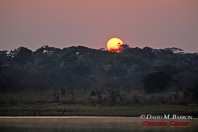 Sunrise, Lifupa Lodge