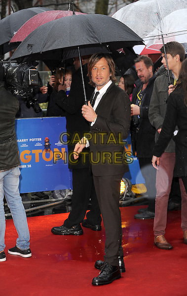 LONDON, ENGLAND - NOVEMBER 23: Keith Urban attends the World Premiere of Paddington at Odeon Leicester Square on November 23, 2014 in London, England.<br /> CAP/BEL<br /> &copy;Tom Belcher/Capital Pictures