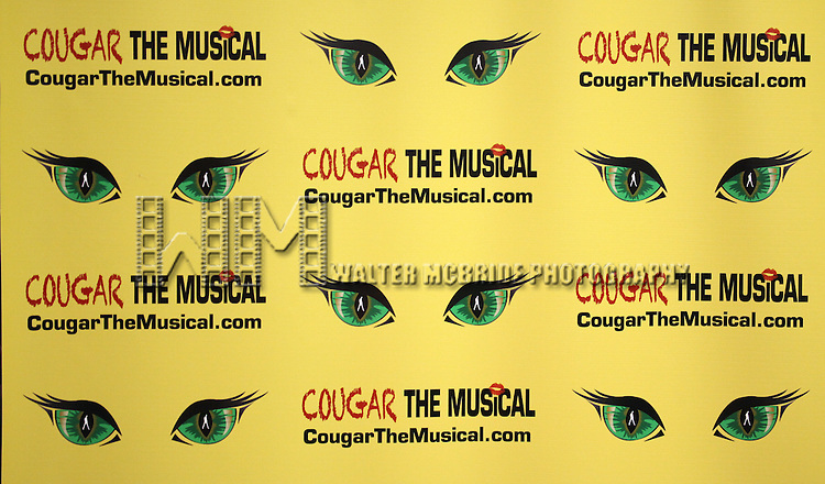 Special Presentation of Donna Moore's .'Cougar The Musical' at Ripley-Grier Studios in New York City on 7/26/2012