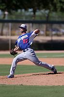 Michael Johnson - 2014 AIL Dodgers (Bill Mitchell)