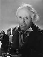 Scrooge (1951)<br /> (A Christmas Carol)<br /> Promo shot of Alastair Sim<br /> *Filmstill - Editorial Use Only*<br /> CAP/KFS<br /> Image supplied by Capital Pictures
