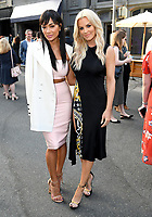 BEVERLY HILLS - AUGUST 7: Nicole Scherzinger and Jenny McCarthy attend the FOX 2019 Summer TCA All-Star Party on New York Street on the FOX Studios lot on August 7, 2019 in Los Angeles, California. (Photo by Vince Bucci/FOX/PictureGroup)