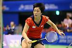 Akane Yamaguchi (JPN), <br /> SEPTEMBER 20, 2013 - Badminton : <br /> Yonex Open Japan 2013 <br /> Women's Singles <br /> at Tokyo Metropolitan Gymnasium, Tokyo, Japan. <br /> (Photo by YUTAKA/AFLO SPORT) [1040]