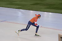 SPEEDSKATING: HAMAR: Vikingskipet, 28-02-2020, ISU World Speed Skating Championships, Sprint, 1000m Ladies, Jorien ter Mors (NED), ©photo Martin de Jong